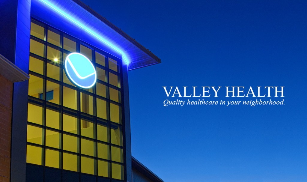An image of Valley Health's East Huntington location